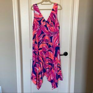 🦩 Lilly Pulitzer Sleeveless Midi Dress